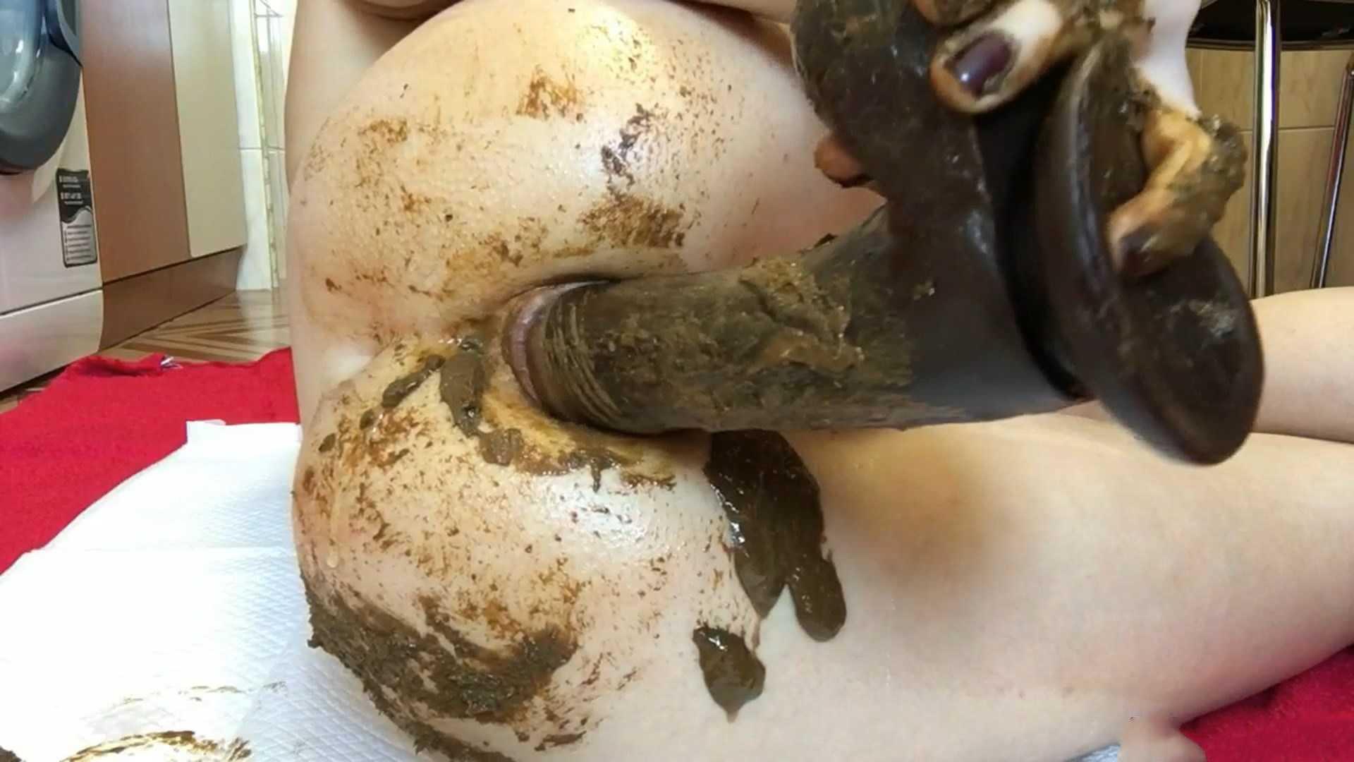 Close up poopoo hole fisting - EllaGilbert | Full HD 1080p | June 11, 2017